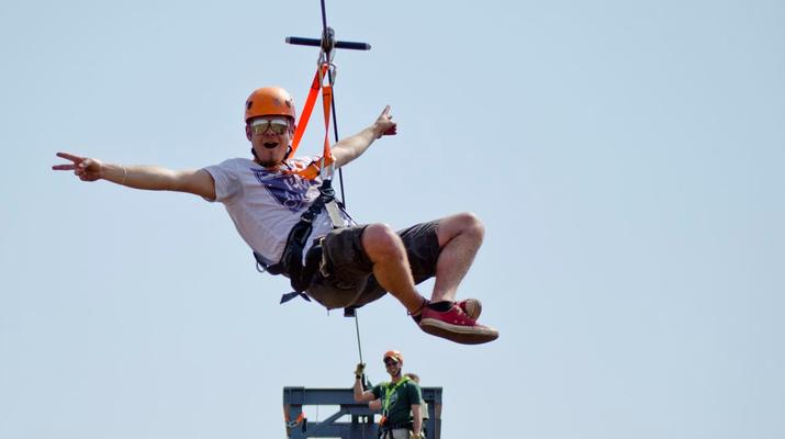 Zip-Lining-Pretoria-Extreme ziplining in Cullinan near Pretoria-1