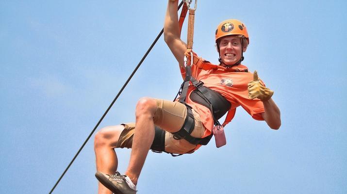 Zip-Lining-Pretoria-Extreme ziplining in Cullinan near Pretoria-2