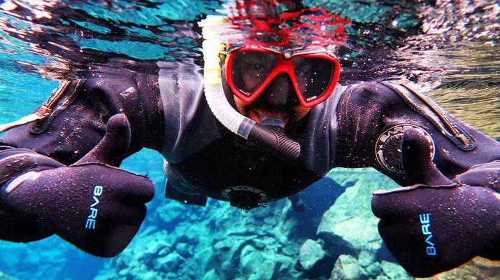 Snorkeling-Reykjavik-Silfra Rift snorkeling excursion from Reykjavik-6