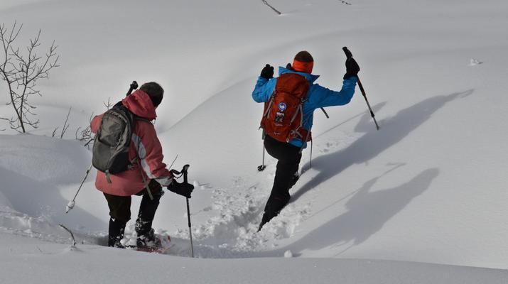 Raquette à Neige-Val d'Isère, Espace Killy-Randonnées Raquettes à Neige à Val d'Isère-6