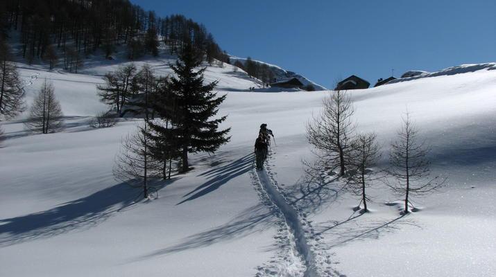 Raquette à Neige-Val d'Isère, Espace Killy-Randonnées Raquettes à Neige à Val d'Isère-2