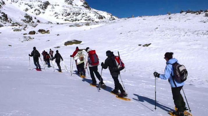 Snowshoeing-Andorra-Snowshoeing excursions in Ordino, Andorra-2