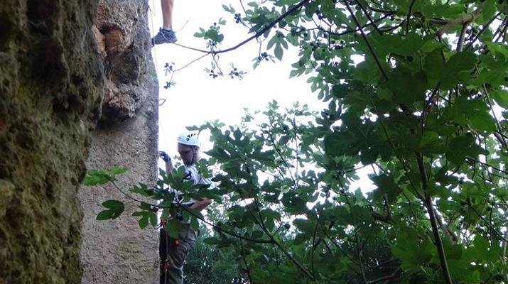 Via Ferrata-Ronda-Via ferrata excursion in Tajo de Ronda, near Marbella-6