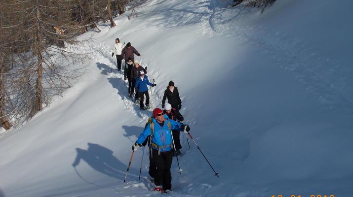 Raquette à Neige-Val d'Isère, Espace Killy-Randonnées Raquettes à Neige à Val d'Isère-4