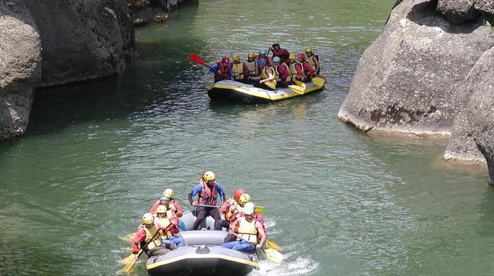 Rafting-Grevena-Rafting on Aliakmonas River near Meteora-6