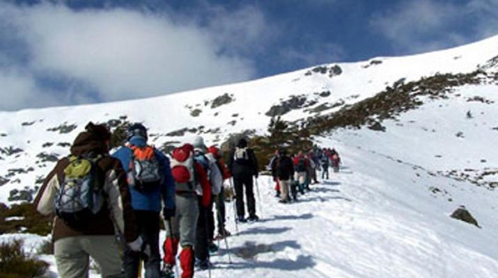 Snowshoeing-Andorra-Snowshoeing excursions in Ordino, Andorra-3