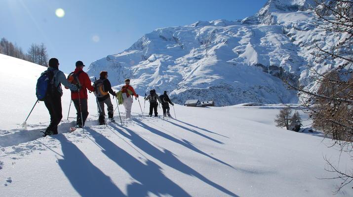 Raquette à Neige-Val d'Isère, Espace Killy-Randonnées Raquettes à Neige à Val d'Isère-1