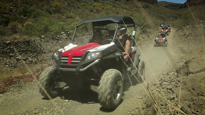 Quad biking-Maspalomas, Gran Canaria-Buggy excursion from Maspalomas, Gran Canaria-4