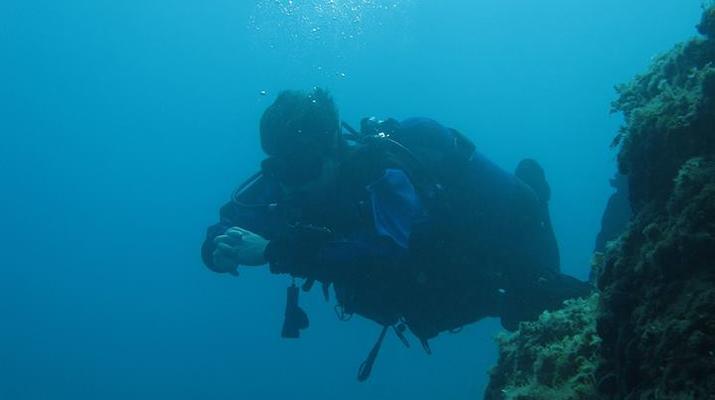 Scuba Diving-Athens-Scuba diving for certified divers in Nea Makri, Athens-5