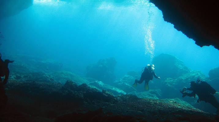 Scuba Diving-Athens-Scuba diving for certified divers in Nea Makri, Athens-1