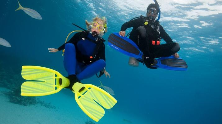 Snorkeling-Amadores, Gran Canaria-Snorkeling excursion in Amadores Beach near Puerto Rico, Gran Canaria-6