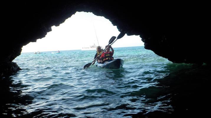 Sea Kayaking-Playa Blanca, Lanzarote-Kayak & Snorkel excursion to Playa Papagayo, Lanzarote-19