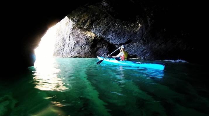 Sea Kayaking-Playa Blanca, Lanzarote-Kayak & Snorkel excursion to Playa Papagayo, Lanzarote-31
