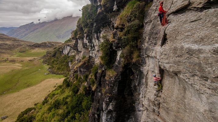 Rápel-Wanaka-Excursión de rappel para principiantes en Wanaka-4