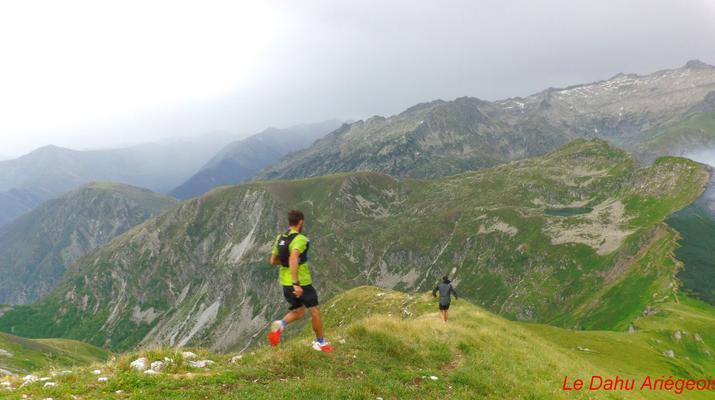 Randonnée / Trekking-Luz Saint Sauveur-Stage Trail Avancé à Luz Saint Sauveur et Gavarnie-8