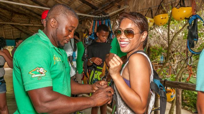 Zip-Lining-Punta Cana-Canopy tours in Punta Cana-3