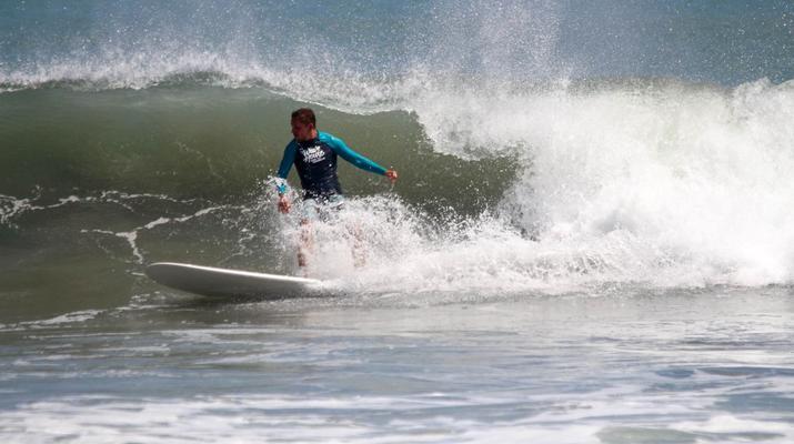 Surfing-Canggu-Surfing course on Kuta Beach in Bali-4