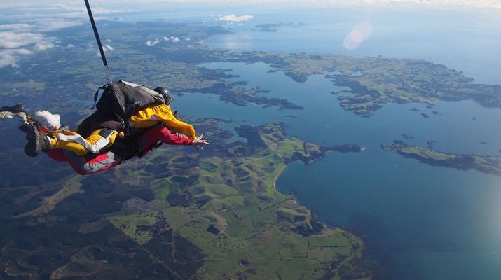 Skydiving-Paihia-Tandem Skydiving in the Bay of Islands, Paihia-4