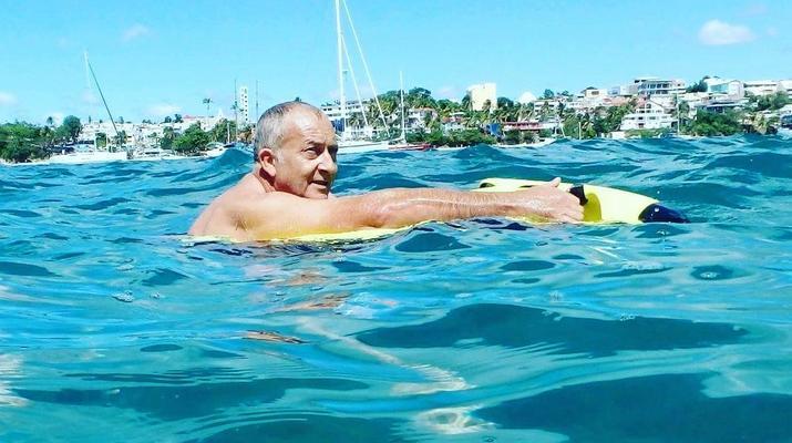 Snorkeling-Saint-François-Excursion Seabob à Anse à la Gourde, Guadeloupe-3