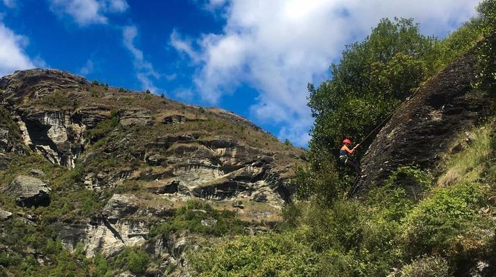 Rápel-Wanaka-Excursión de rappel en Wanaka-1