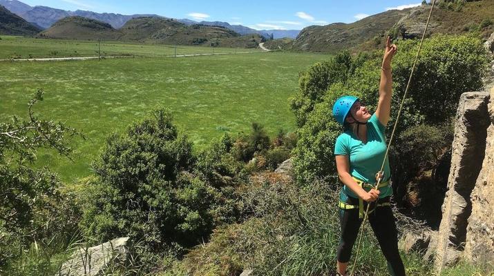 Rápel-Wanaka-Excursión de rappel en Wanaka-5
