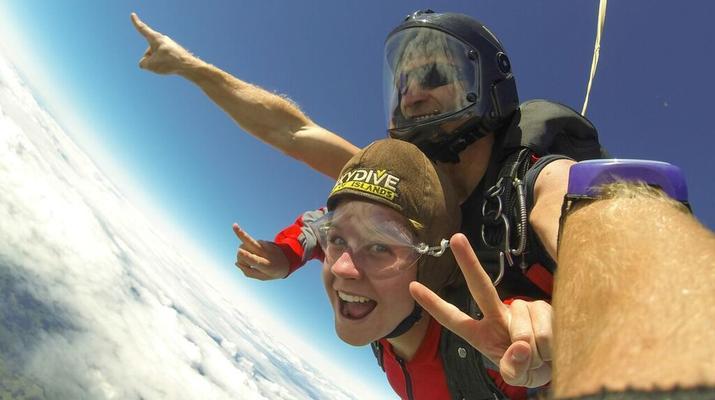 Skydiving-Paihia-Tandem Skydiving in the Bay of Islands, Paihia-2