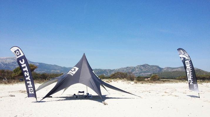 Kitesurfing-La Caletta-Advanced kitesurfing course in La Caletta, Sardinia-3