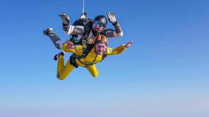Skydiving-Sevilla-Tandem Skydive from 3100m in Sevilla-4