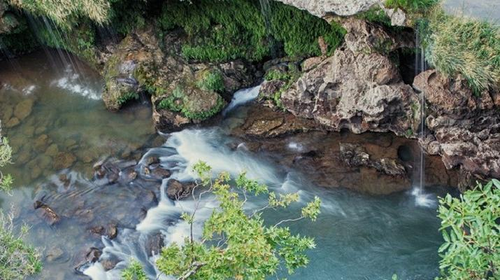Canyoning-Montpellier-Canyon du Diable près de Montpellier-5