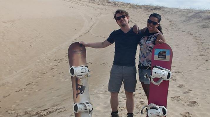 Sandboarding-Port Elizabeth-Sandboarding session near Port Elizabeth-6