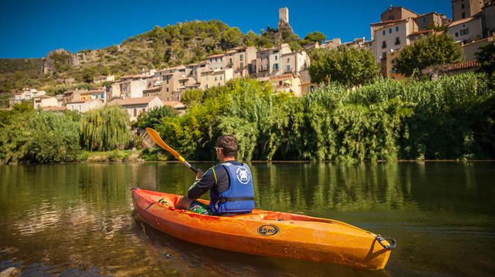 Canoë-kayak-Cessenon-sur-Orb-Location de Canoë-Kayak sur l'Orb près de Béziers-4