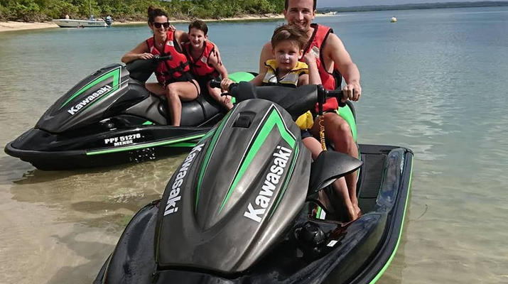 Jet Ski-Le Gosier-Initiation Jet Ski au Gosier en Guadeloupe-3