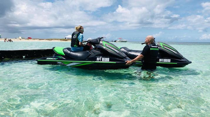 Jet Ski-Le Gosier-Initiation Jet Ski au Gosier en Guadeloupe-1