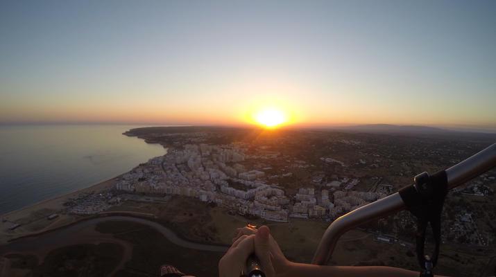 Paramotoring-Loulé-Tandem paramotor flight in Algarve, near Loulé-2