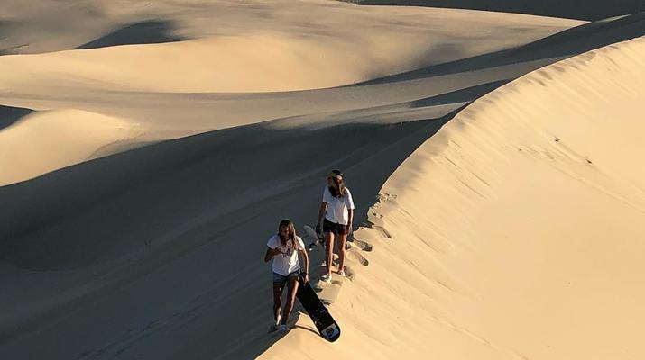 Sandboarding-Port Elizabeth-Sandboarding session near Port Elizabeth-2