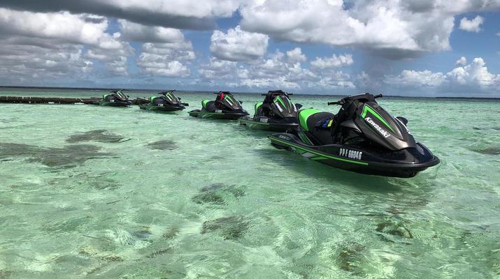 Jet Ski-Le Gosier-Initiation Jet Ski au Gosier en Guadeloupe-4