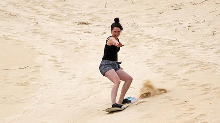 Sandboarding-Port Elizabeth-Sandboarding session near Port Elizabeth-5