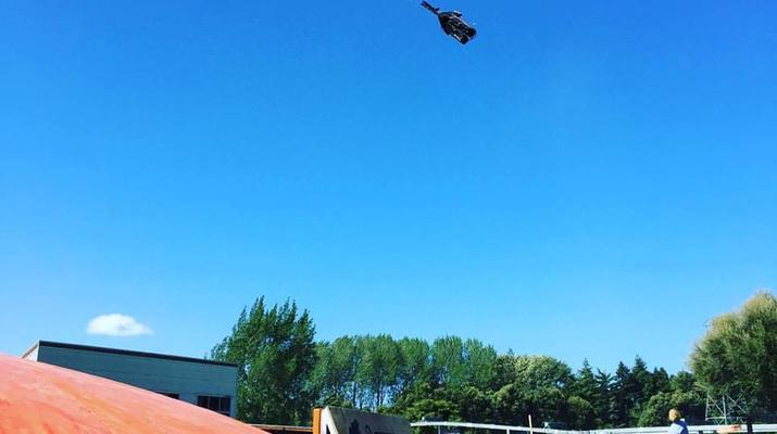 Bungee Jumping-Rotorua-The 'Swoop' in Rotorua-4