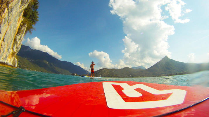 Stand Up Paddle-Annecy-Location stand up paddle sur le Lac d'Annecy-5