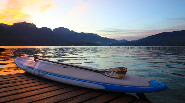 Stand Up Paddle-Annecy-Location stand up paddle sur le Lac d'Annecy-8