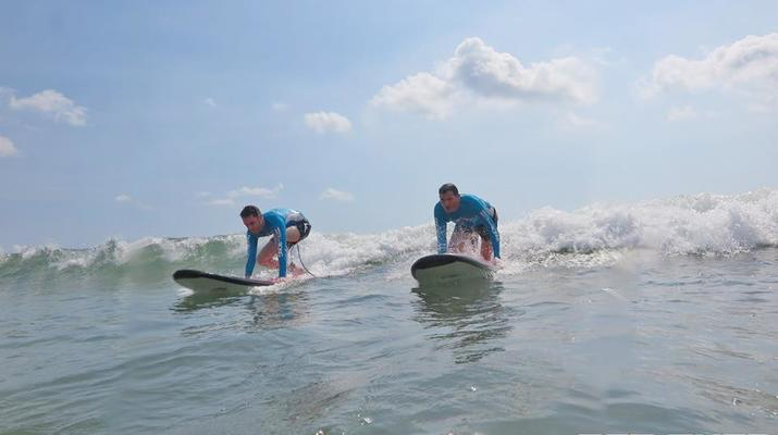 Surfing-Kuta-Beginner's Surfing Lessons in Kuta, Bali-4