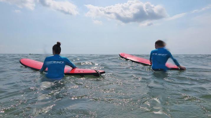 Surfing-Kuta-Beginner's Surfing Lessons in Kuta, Bali-5