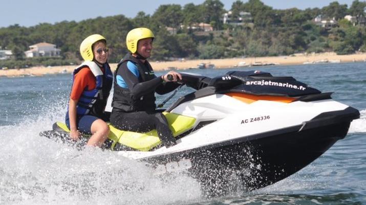 Jet Ski-Arcachon-Randonnées jet ski dans le Bassin d'Arcachon, près de Bordeaux-7