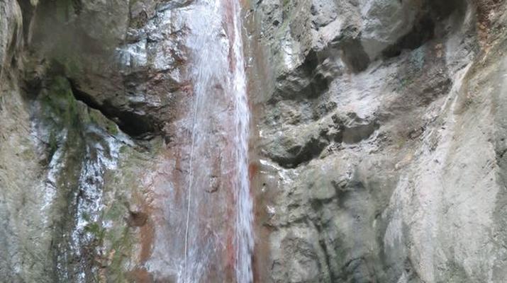 Canyoning-Nice-Canyon de l'Imberguet près de Nice-4