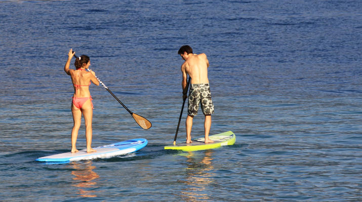 Stand Up Paddle-Annecy-Location stand up paddle sur le Lac d'Annecy-7