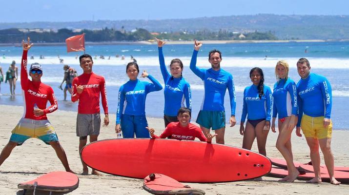 Surfing-Kuta-Beginner's Surfing Lessons in Kuta, Bali-2
