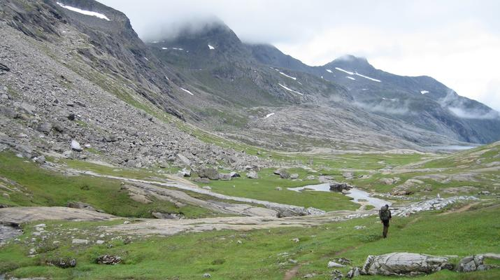 Hiking / Trekking-Bodø-Guided hiking excursion in the Hidden Valley near Bodø-1
