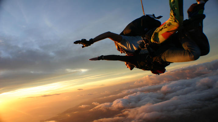 Skydiving-Maspalomas, Gran Canaria-Tandem Skydiving over Maspalomas, Gran Canaria-8