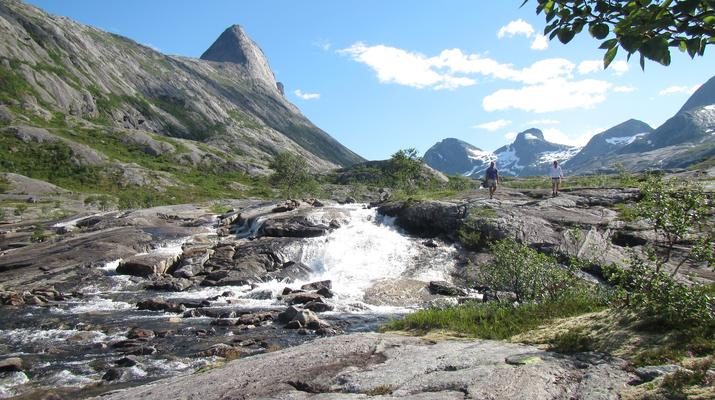 Hiking / Trekking-Bodø-Guided hiking excursion in the Hidden Valley near Bodø-2