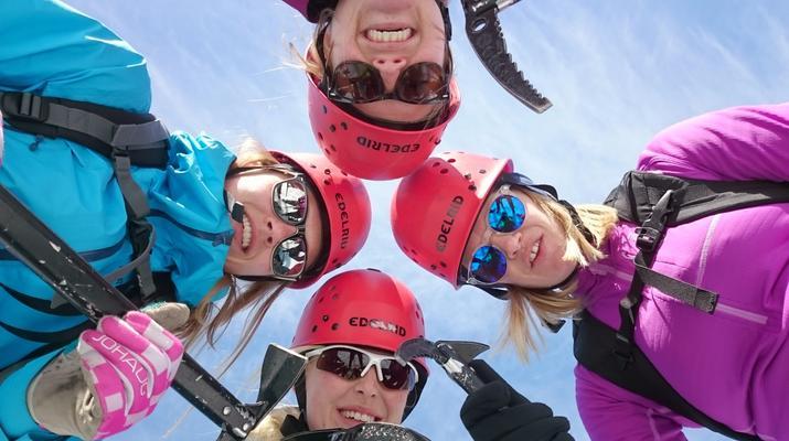 Glacier hiking-Halsa-Hiking trip on Svartisen glacier in Northern Norway-3